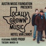 Locally Grown Music: Artist & Industry Mixer featuring HARD PROOF