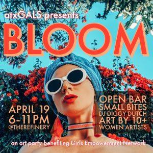 BLOOM 2019: A Springtime Art Party