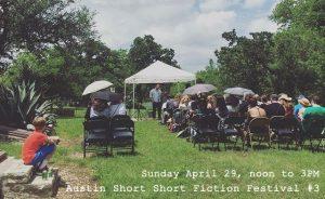 Short Short Fiction Festival #4!