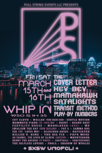Pull String Events Presents: Whip In's Unofficial SXSW