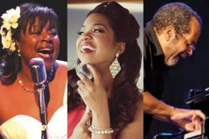 A TRIBUTE TO MISS NANCY WILSON WITH PAMELA HART, T...