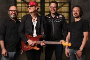BODEANS LIVE IN CONCERT