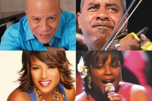KYLE TURNER & FRIENDS WITH MICHAEL WARD, PAMEL...
