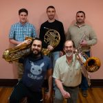 Introducing: Jollyville Brass Quintet!