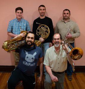 Introducing: Jollyville Brass Quintet!