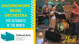 Groundwork Music Orchestra with Dan Piccuirro and ...