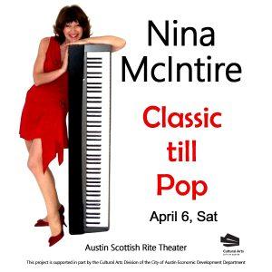Nina McIntire - Classic till Pop