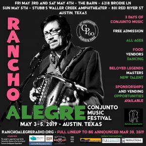 Rancho Alegre Conjunto Music Festival - Day 3