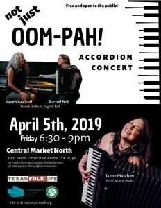 Not Just OOM-PAH! Accordion Concert