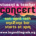 Beyond the Grade's Annual Spring Concert