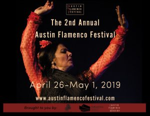 The 2nd Annual Austin Flamenco Festival
