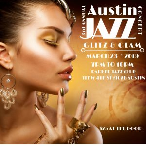 Austin Jazz Glitz & Glam Concert