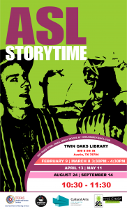 ASL Storytime