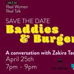Austin Women's Empowerment April Meetup - Baddies & Burgers