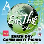 Earth Day picnic and Climate Change Action Event
