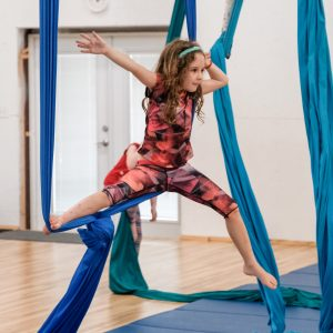 Children's Aerial Creation Camp — June