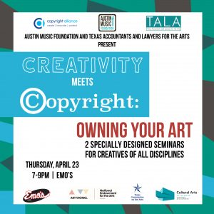 Creativity Meets Copyright: Owning Your Art