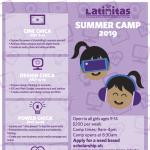 Latinitas Summer Camps 2019