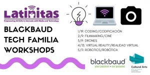 Tech Familia Workshop at Latinitas