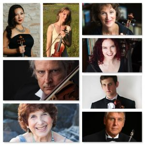 Salon Concerts Season Finale April 21 & 22