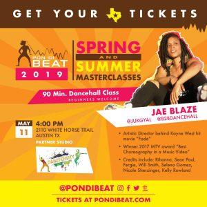 PON DI BEAT: BACK TO BASICS DANCEHALL. JAE BLAZE D...