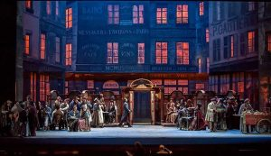 "Live Broadcast: Austin Opera's ""La bohème"""