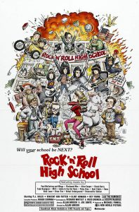 AFS Presents: ROCK 'N' ROLL HIGH SCHOOL