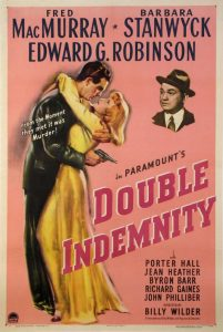 AFS Presents: DOUBLE INDEMNITY