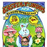 April 21 Easter Sunday Event at SouthPop