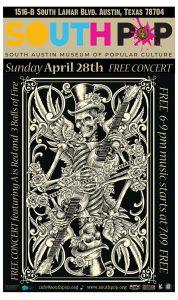 FREE Concert at SouthPop April 28!!!