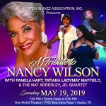 A Tribute to Miss Nancy Wilson