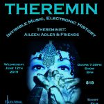 THEREMIN: Invisible Music, Electronic History