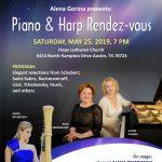 Piano & Harp Rendez-vous