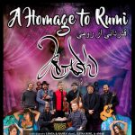 A Homage to Rumi, a night to remeber
