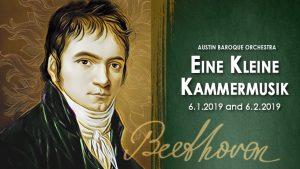 """Austin Baroque Orchestra Chamber Soloists present """"Eine Kleine Kammermusik"""""""