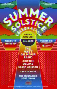 Scholz Garten's Summer Solstice Celebration