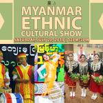 Myanmar Ethnic Cultural Show