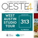 Opening Oeste 4: Collective Art Exhibition (WEST2019)