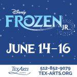 TexARTS Academy Presents Frozen, Jr.