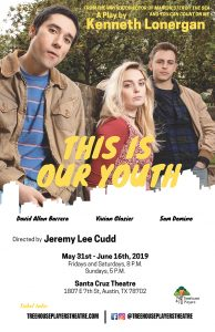 This Is Our Youth by Kenneth Lonergan
