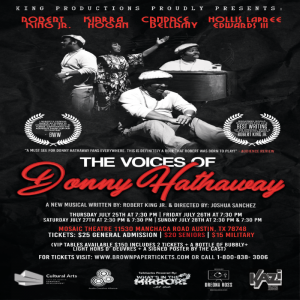 The Voices of Donny Hathaway