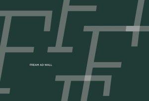 Fream ad wall