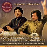 ICMCA presets a dynamic Tabla (Percussion) duet - Pt Kumar Bose and Pt Anindo Chatterjee