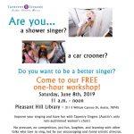FREE Vocal Workshop