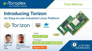 Introducing Torizon: An Easy-to-use Industrial Linux Platform