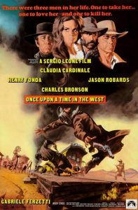 AFS Presents: ONCE UPON A TIME IN THE WEST