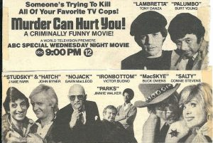 AFS Presents: HISTORY OF TELEVISION: MURDER CAN HURT YOU