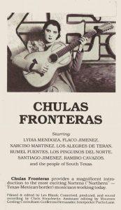 AFS Presents: CHULAS FRONTERAS