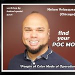 Find Your POC MO (People of Color Mode of Operation) Workshop