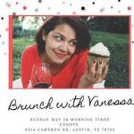 Brunch with Vanessa - Chat & Learn